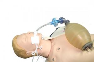 Intubation abgeschlossen